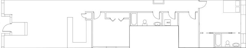 2 Bed, 2 Bath Apartment with Den - Bangor, ME