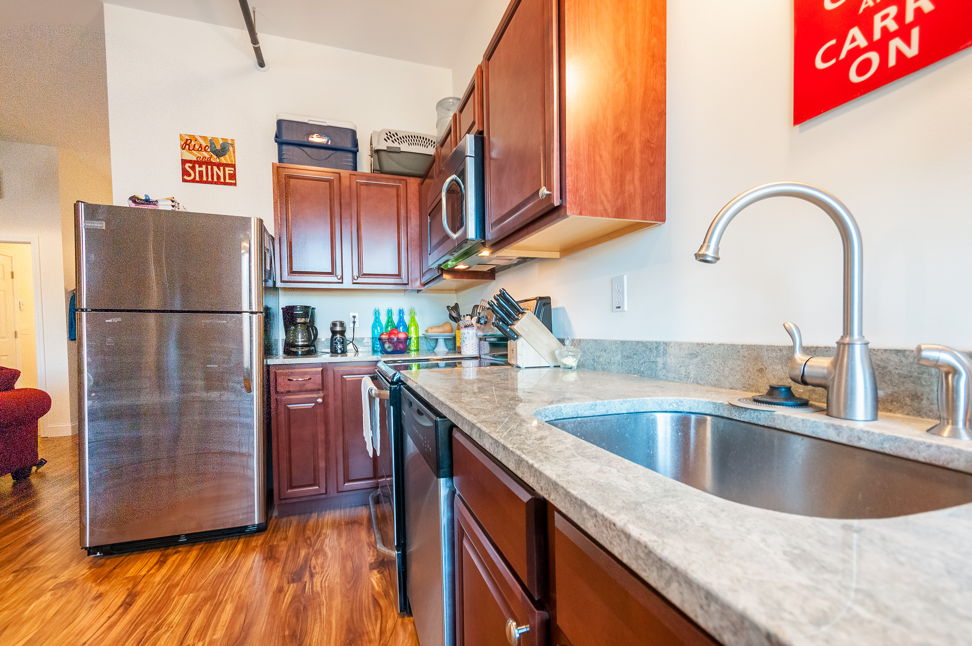 alternate kitchen layout 2 bedroom 28 broad street lofts