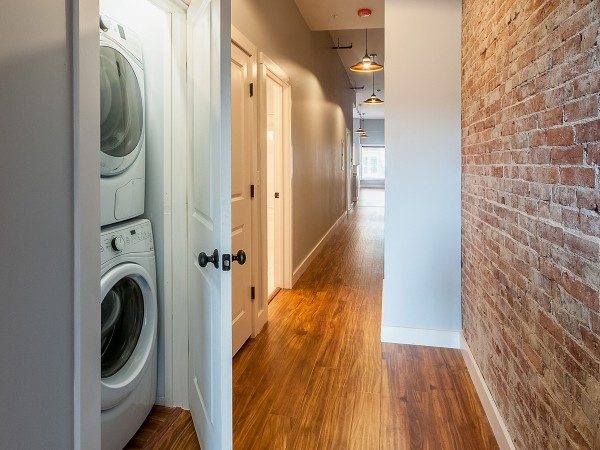 Ground Floor Washer Dryery included in 2/2 + Study