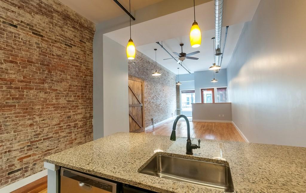 Ground Floor Living Space in 3/3