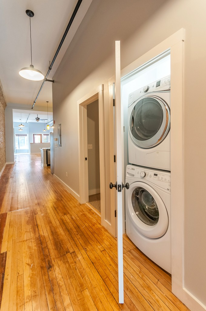 Ground Floor Washer/Dryer included in 3/3